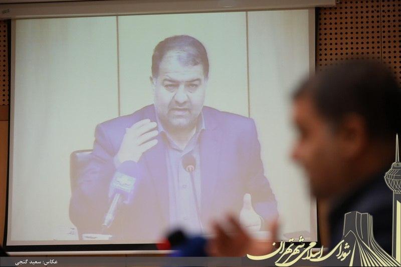 رئیس کمیته بودجه و نظارت مالی شورای شهر تهران لایحه پیشنهادی بودجه ۹۸ شهرداری را تشریح کرد.