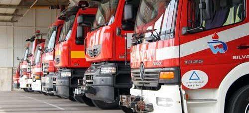 اضافه شدن ۲۱ دستگاه نردبان غول پیکر به تجهیزات سازمان آتش نشانی شهر تهران