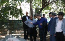 گزارش تصویری/  بازدید مجید فراهانی؛ عضو شورای شهر تهران از پروژه های در حال اتمام و مراکز فرهنگی منطقه ۱۰ شهرداری تهران