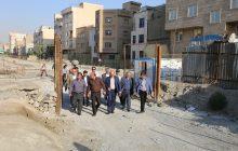 گزارش تصویری/ بازدید از منطقه ۱۴ شهرداری تهران