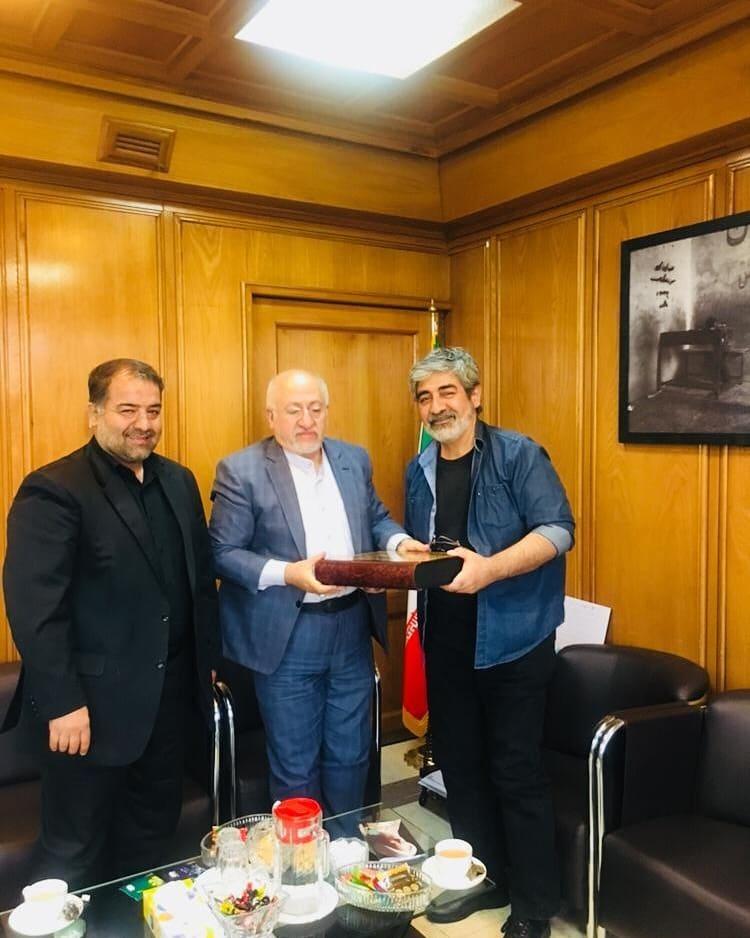 روایت اینستاگرامی مجید فراهانی؛ عضو شورای شهر تهران از جلسه روز گذشته اش با حسین زمان